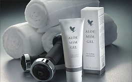 Aloe MSM Gel foto