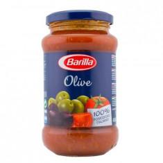 Sos de tomate cu masline Barilla, 400g