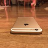 Iphone 6 gold 16 gb codat in orange - Telefon iPhone, Auriu, Dual core, 1 GB