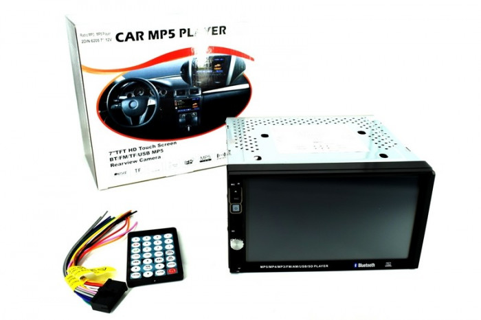 PLAYER Auto MP3 / MP5 Bluetooth  AL-080817-12 foto mare
