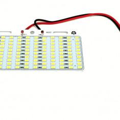 Placa Led SMD 5730 220W 12V Lumina alba 7,5 cm x 14,5 cm  AL-100817-3