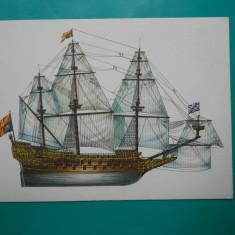 HOPCT 32610 SOVEREIGN OF THE SEAS -NAVE VELIERE-GERMANIA-VAPOR-NECIRCULATA, Printata