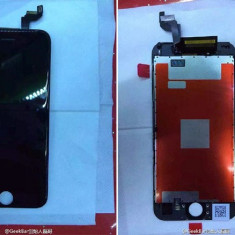 Display iPhone 6s alb sau negru / produs nou / ecran complet nou - Display LCD