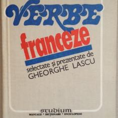 Gheorghe Lascu - verbe franceze. tabele de conjugare