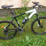 Bicicleta marca PEUGEOT full Shimano hidraulica