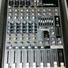 Mixer Mackie Pro FX 8 - Mixer audio