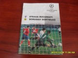 Program             Steaua   -  Borussia  Dortmund