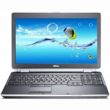 "Laptop Refurbished Dell Latitude E6530, Intel Core i5-3320M 15.6 "" inch, 4GB DDR3, 320GB HDD, DVDRW, Webcam, tastatura numerica - Laptop Dell"