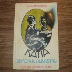 Katia Demonul albastru de Principesa Marta Bibescu