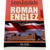Dictionar roman-englez de Leon Levitchi