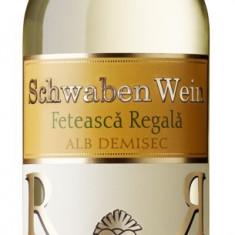 Schwaben Wein Feteasca Regala Demisec 750 ml