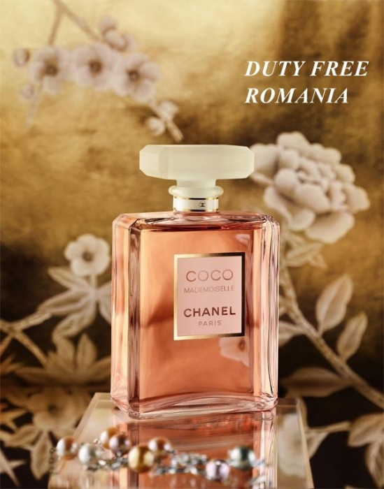 Parfum Original Chanel Coco Mademoiselle EDP 100ml Tester + CADOU foto mare