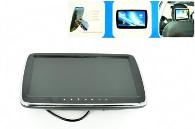 "Display Tetiera MP5 DVD player USB SD Card 10.1"" inch. Al-100817-1 foto"