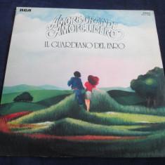 Il Guardiano Del Faro - Amore Grando Amore Libero _ vinyl, LP _ RCA (Italia) - Muzica Dance rca records, VINIL