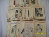 viata romaneasca- rev a uniunii scriitorilor- 25 bucati-[1960-61-62]