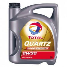 Ulei motor Total Quartz Energy 9000, 0W30, 5L, sintetic, A151522