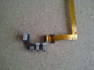 Mufa USB Toshiba Satellite Pro M40 V000050500 foto