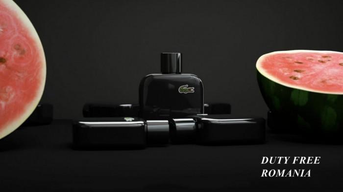 Parfum Original Lacoste Eau De Lacoste L12.12 Noir EDT 100ml Tester + CADOU foto mare