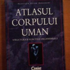 ATLASUL CORPULUI UMAN, STRUCTURA SI FUNCTIILE ORGANISMULUI de PROF. PETER ABRAHAMS