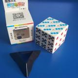 Cub Rubik 3x3x3 Moyu MoFangJiaoShi Dice 56mm - Jocuri Logica si inteligenta