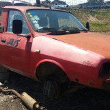 Dacia 3WD pick-up, drop-side