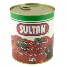 Pasta de tomate Sultan, 800g - Conserve