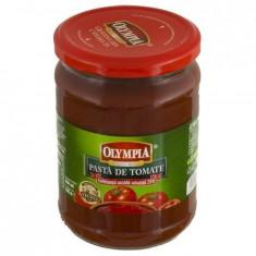 Pasta de tomate substanta uscata 28% Olympia, 585g - Sos