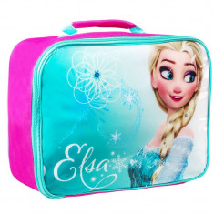 Gentuta fetite Elsa Frozen, 26 cm, Multicolor - Gentuta Copii