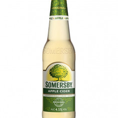 SOMERSBY APPLE CIDER 0.33L - Bere