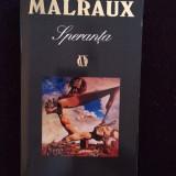 SPERANTA - Malraux - 13 - Roman, Rao