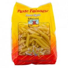 Paste fainoase Penne rigate fara ou Baneasa, 400g