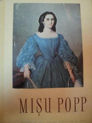 MISU POPP- ION FRUNZETII foto