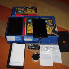 NOKIA LUMIA 920 LTE 4G 32GB ORIGINALE 100% NOI LA CUTIE - 389 LEI !!! - Telefon mobil Nokia Lumia 920, Negru, Neblocat