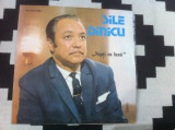 Sile Dinicu nopti cu luna album disc vinyl lp muzica usoara slagare pop jazz, VINIL, electrecord