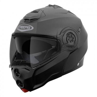 Caberg Droid casca moto negru mat foto