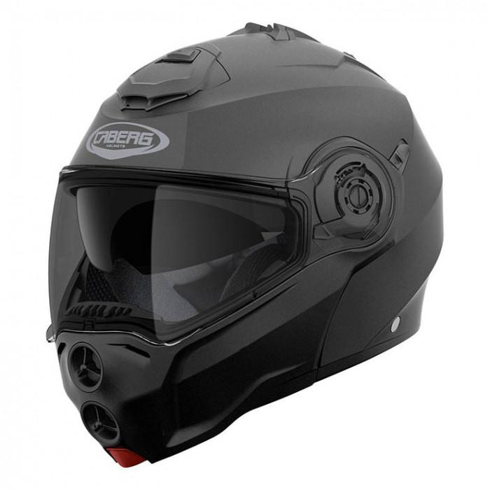 Caberg Droid casca moto negru mat