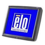 Monitoare touchscreen second hand Elo 1529L 15 inch fara picior, rama crapata - Monitor touchscreen