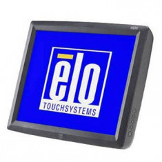 Monitoare touchscreen second hand Elo 1529L 15 inch fara picior, rama crapata - Monitor touchscreen