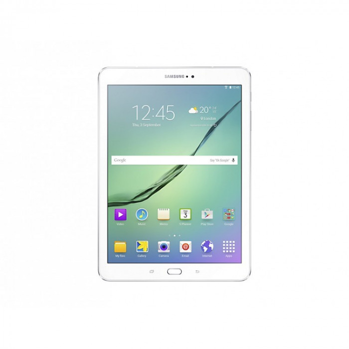 Tableta Samsung Galaxy Tab S2 T819 9.7 Inch Cortex Octa Core 3 GB RAM 32 GB Flash 4G Alb foto mare