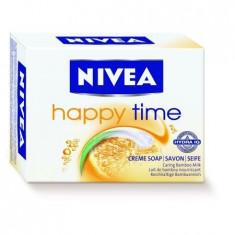 Nivea Sapun Happy Time 4 BUC X 100g