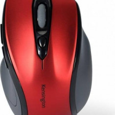 Mouse wireless Kensington Pro Fit Mid Size Rosu, Optica