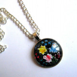 Colier floral 29434