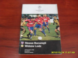 Program             Steaua   -  Widzew  Lodz