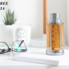 Parfum Original Hugo Boss Boss The Scent Tester EDT 100 ml - Parfum barbati Hugo Boss, Apa de toaleta