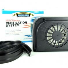 Ventilator auto solar AL-090817-1