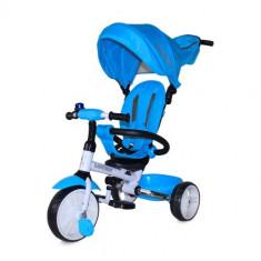 Tricicleta Matrix 2017 Light Blue - Tricicleta copii