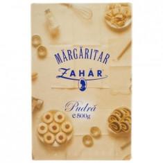 Zahar pudra Margaritar, 500g - Condiment