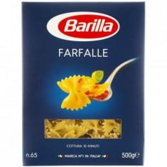 Paste fainoase Farfalle nr 65 Barilla, 500g