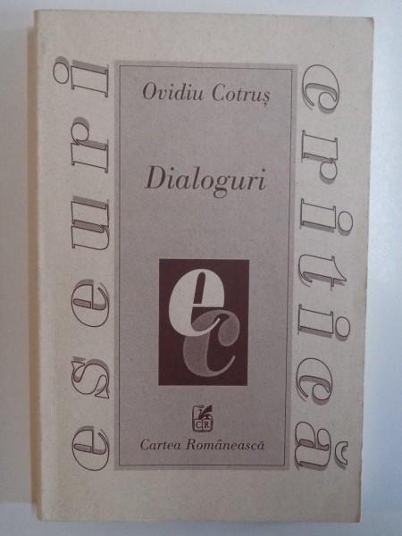DIALOGURI de OVIDIU COTRUS , 1999 foto mare