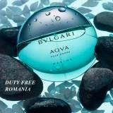 Parfum Original Bvlgari Aqua Marine Pour Homme EDT Tester 100ml + Cadou - Parfum barbati Bvlgari, Apa de toaleta, Acvatic